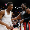 Are Heat players recruiting Donovan Mitchell?